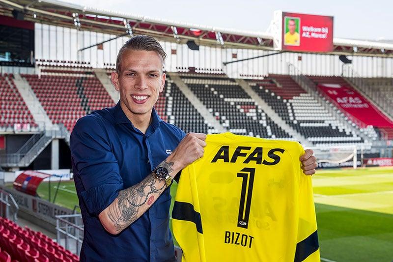 Wzmocnienia AZ Alkmaar przed nadchodzącym sezonem