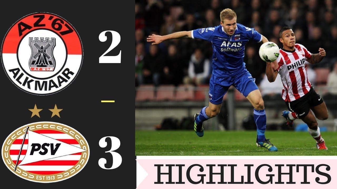 AZ Alkmaar przegrywa na inaugurację z PSV