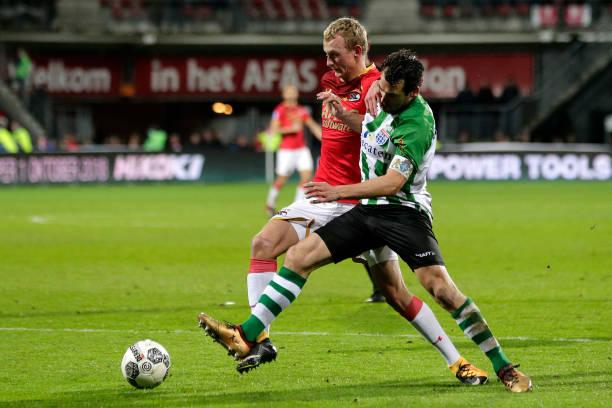 AZ Alkmaar w finale Pucharu Holandii